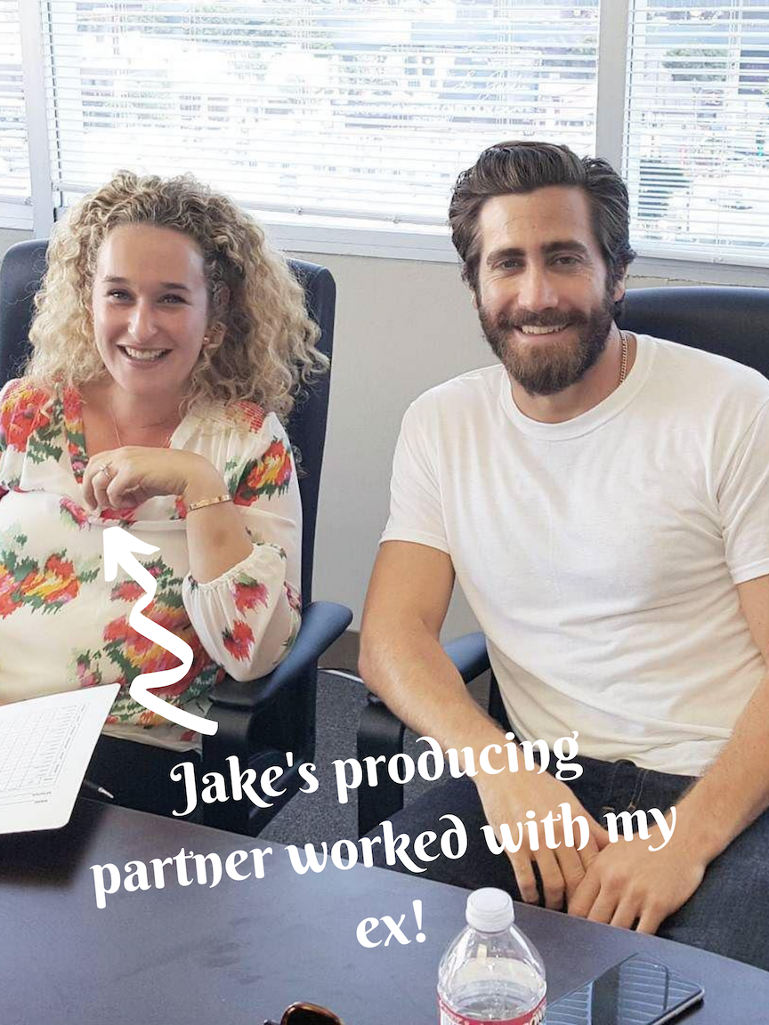 Melissa Center is... Marrying Jake GyllenhaalMelissa Center is... Marrying Jake Gyllenhaal
